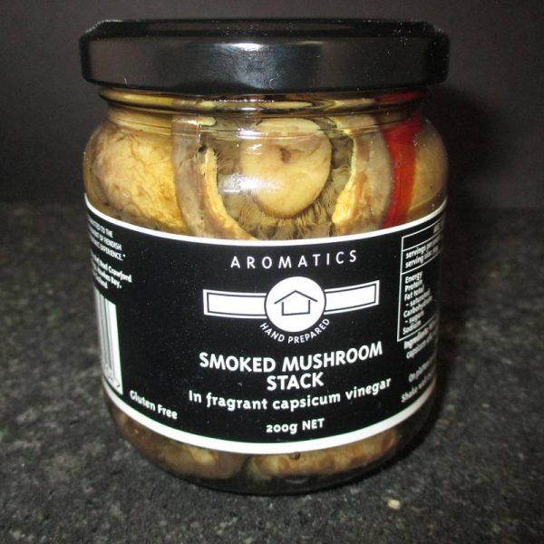 CheeseShop Aromatics Smoked Mushroom Stack