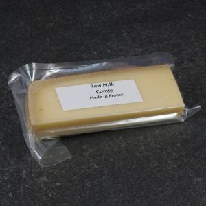 CheeseShop French Raw Milk Comte