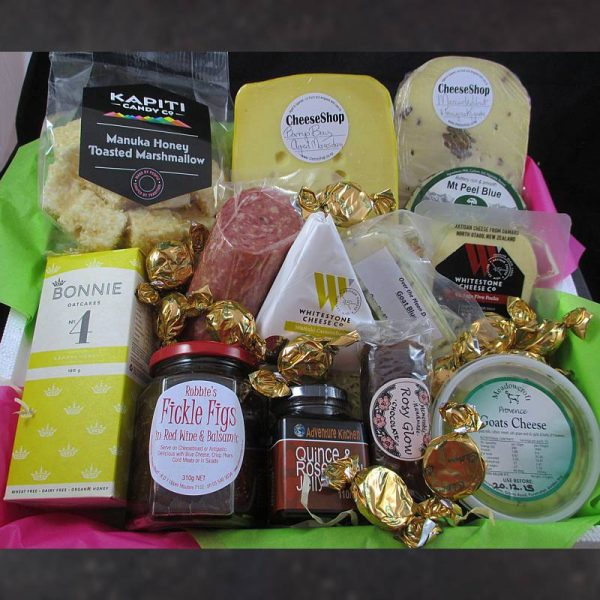 CheeseShop Gourmet Gift Hamper Design Your Own