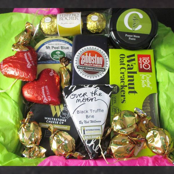 CheeseShop Gourmet Gift Hamper For You With Love