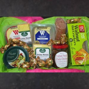 CheeseShop Gourmet Gift Hamper Shepherds Delight