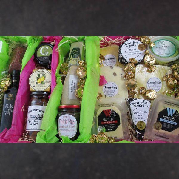 CheeseShop Gourmet Gift Hamper Tastes of Provence