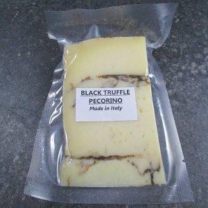 CheeseShop Italian Black Truffle Pecorino