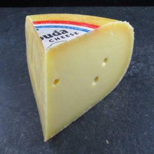 CheeseShop Meyer Tasty Gouda cut fresh