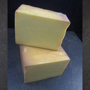 CheeseShop Talbot Forest Manuka Smoked Cheddar cut fresh