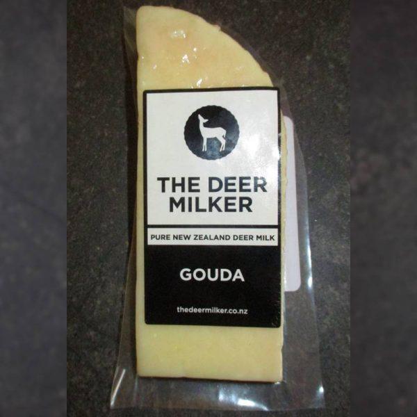 CheeseShop The Deer Milker Deer Milk Gouda