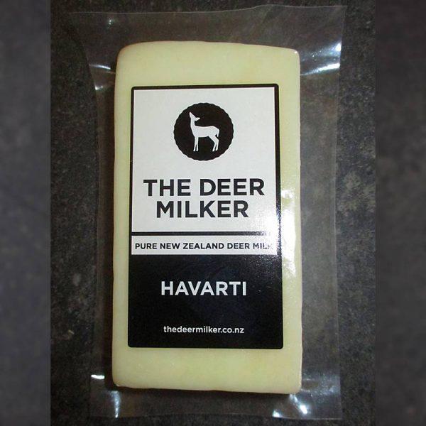 CheeseShop The Deer Milker Deer Milk Havarti