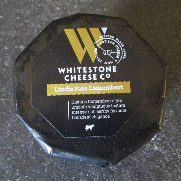 CheeseShop Whitestone Lindis Pass Camembert