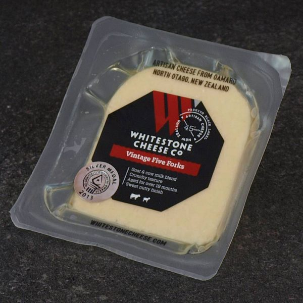 CheeseShop Whitestone Vintage Five Forks Goat and Cow